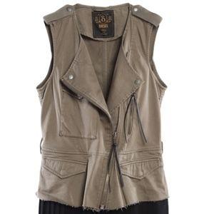 Diesel Dresses - DIESEL military pleated 2 piece dress vest $398